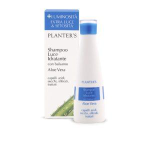 Aloe Vera šampon za svetleče in negovane lase, 200 ml (7200)