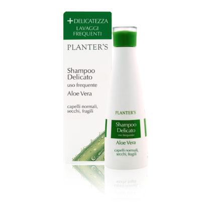 Aloe Vera šampon za občutljive lase, 200 ml (7217)