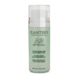 A3 Antioxy zaščitni kremni fluid za obraz, 30 ml (7903)